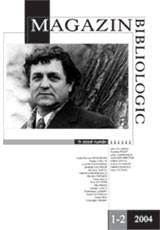 Magazin bibliologic 2004 1-2